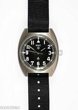 MWC Classic 1970's Pattern Mechanical W10 Military Watch on N.A.T.O Strap
