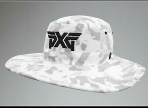 New PXG Desert Camo Bush  Aussie Hat- NEW ERA - Authentic - NWT