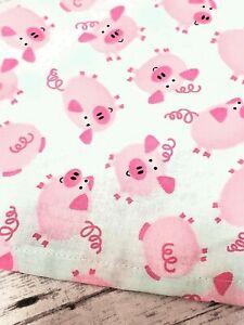 DOG BANDANNA OVER THE COLLAR  Pig Scarf Pink Piglets