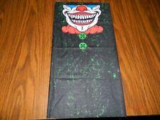 MIP- Twisted Clown design Hydro Face Shield Sun Mask