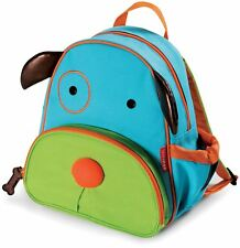 Skip Hop ZOO LITTLE KID BACK PACK - DOG Kids Clothes Accessories Bags BN