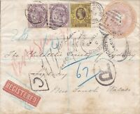 NSW149) NEW SOUTH WALES - POSTAL HISTORY: 1890 (MAR.13)