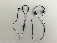 DID 1/6th scale WWII Panzertruppe Fritz Muller - Radio Head Set & Throat Mic