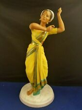 """Royal Doulton 9"""" Figurine Dancers of the Indian Temple Hn2830 Missing fingers"""