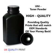 BLACK Toner Powder Refill 250 grams for Brother COLOUR Toner Cartridges color