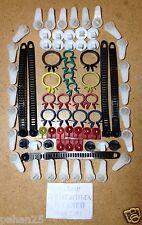 Set of Plastic Mountings Lada 2101 21011 2102 Jogo de Montagens de plástico NEW