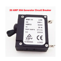 LOT OF 2 N.O.S. 12V-R31-20Amps Napa 782-3042 Buss CBC-208 Circuit Breaker