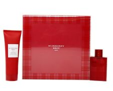 BURBERRY BRIT RED WOMEN 2 PIECE GIFT SET EAU DE PARFUM SPRAY 50ML NIB-SBH29044