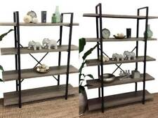 Industrial 4 & 5 Tier Shelving Unit