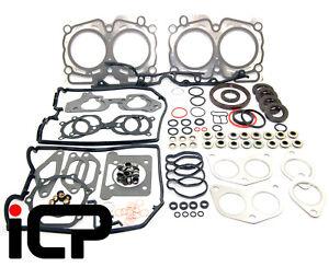 Full Engine Gasket Set Fits: Subaru Impreza WRX STi 00-07 EJ207 AVCS Spec C RA