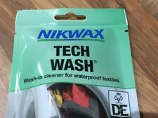 Nikwax TECH WASH Waterproofing for Outdoor clothing CLEANER 100ml