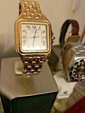 Cartier Panthere Model 887968 18k Yellow Gold 28mm Jumbo