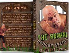 George Steele Shoot Interview Wrestling DVD,  WWF