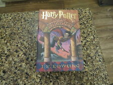 Harry Potter and the Sorcerer's Stone by J.K. Rowling (1998, Hardcover)