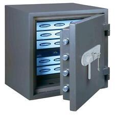 Rottner Fire Profi Premium 50 Key Lock Security - £10,000 Cash Rated Safe