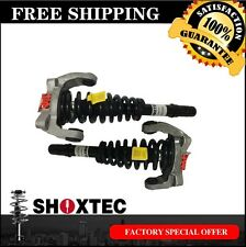 Front Pair (2) Strut Assemblies for 1999-2006 Dodge Stratus w/ Coil Spring