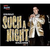 Such A Night In Pearl Harbor [CD + 100 Page Book], Elvis Presley CD | 5024545633