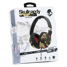Skullcandy S6SCGY-366 Crusher Over-Ear Headphones S6SCGY366 Camo