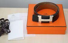 Hermès cinturón 42 mm Constance con maroador Hermes hebilla talla 100 productos originales