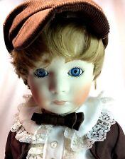 "Francine Cee Vintage LE #34 / 500 Reproduction David 19"" FULL Porcelain Doll"