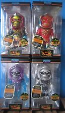 FUNKO HIKARI MASTERS of UNIVERSE SKELETOR LE 2000 and 1000 edition VINYL & Gray