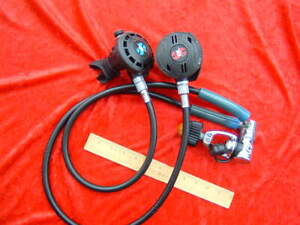 Scubapro MK10 G250 and r190 regulator set USED TECH WRECK CAVE