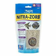 API AQUARIUM PHARMACEUTICALS NITRA ZORB SIZE 6 REMOVES TOXINS. USA