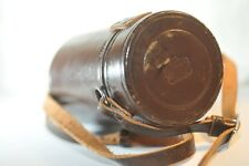 Nikon rangefinder leather lens case Nippon kogaku for 13.5cm f/3.5 RF 135mm lens