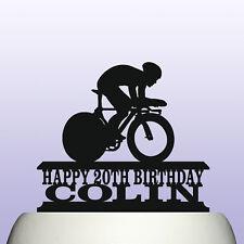 Baking Accs. & Cake Decorating 24 X Motore Biciclette Compleanno Carta Di Riso Topper Per Torta