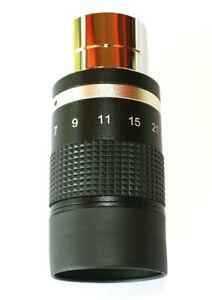 "Zoomokular 7-21mm  Zoom Okular 1,25"" Zoll  Fully Multicoated Vario"