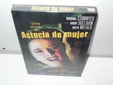 astucia de mujer - stanwyck - dvd - sullivan