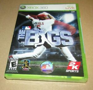 The Bigs (Microsoft Xbox 360) Brand New / Fast Shipping