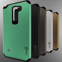 For LG Stylus 2/ G Stylo 2/  Stylo 2 V Case Dual Layer Hybrid  Phone Cover