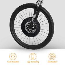"YUNZHILUN iMortor 26"" Elektro Front Fahrrad Rad mit Bluetooth 4.0 30V 240W 50km"