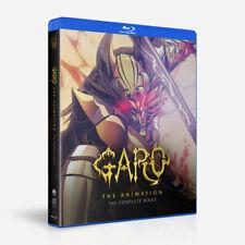 Garo - The Animation Complete Series [Blu-Ray/Digital, NEW, 2020 Funimation]