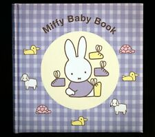 Miffy Baby Book Hardback First printing 2005 - AS NEW