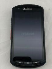 Kyocera Duraforce E6762 - Black (US Cellular) 4g LTE - Rugged phone -REFURBISHED