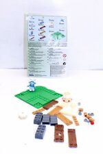 New Mega Bloks Baker Smurf Box Set 27 Pieces #10702