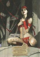 2008 Marvel Masterpieces 3 Trading Card #12 Elektra