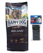 12,5kg Happy Dog IRLAND Hundefutter + 80 Stk. Kotbeutel *** TOP PREIS ***