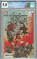 Venom 25 CGC 9.8 James Stokoe Variant Cover 1:25 Retailer Incentive Edition