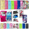 For LG K8 (2017) Stand Wallet Protective PU Leather Phone Case Cover