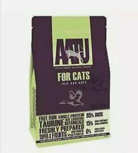AATU Cat 85/15 Duck Cat Food Adult Dry  3KG