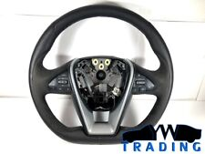 2016 - 2019 NISSAN MAXIMA LEATHER STEERING WHEEL - 48430 4RC3A