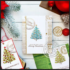 Hero Arts ClearDesign Chistmas Stamp Sets