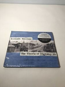Lucinda Williams - The Ghosts of Highway 20 (2016) [Brand New CD]