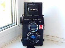LOMO Lubitel 166 OLYMPIC EDITION Medium Format Soviet TLR film Camera EXC