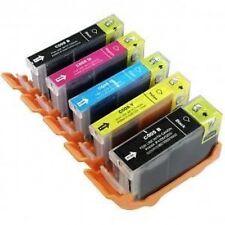 5 Compatible PGI-5 CLI-8 Chipped Printer Ink Cartridges for Canon Pixma Printer
