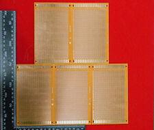 5pcs 9cm*15cm Prototyping PCB Printed Circuit Board Prototype Breadboard#SN601