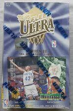 Fleer Ultra Basketball Box nba 1994-95 Item 641